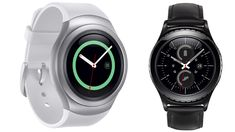 Samsung Mobile Reveals Circular Smartwatch | Koogle TV