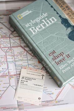 Der styleguide Berlin: eat | shop | love it