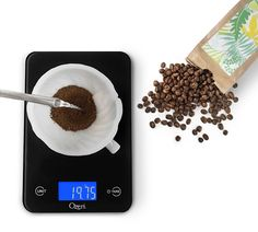 Touch Professional Digital Kitchen Scale