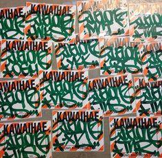 Hawaiian joints. #hawaii #aloha #duelmci #d1nyc