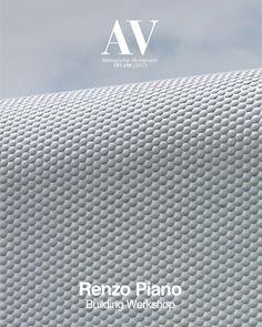 AV MONOGRAFIAS. nº 197-198. Renzo Piano. CONTENIDOS: http://www.arquitecturaviva.com/es/Shop/Issue/Details/450