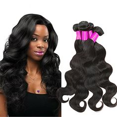 Passion Hot Sell Grade 7A Unprocessed Hair 100 Virgin Malaysian Body Wave Mixed Length 830 Inches 1Pcs 100g Natural Black 26 -- See this great product.