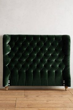 Shop the Velvet Tufted Wingback Headboard and more Anthropologie at Anthropologie today.