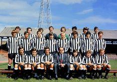 Retro Football, School Football, Football Kits, Newcastle United Football, Bristol Rovers, Team Photos, Club, Big Men, 1960s