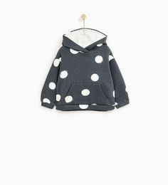 BASIC HOODED SWEATSHIRT-NEW IN-BABY GIRL | 3 months - 4 years-KIDS | ZARA United States