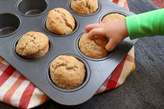 muffin spanked