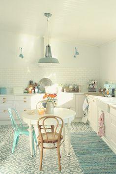 34 olika köksgolv – samlat i 5 olika stilar – Sköna hem