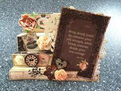 Deeply Loved - a Wedding Step Card | Creator's Image Studio