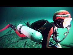水底に「川」が出現!?メキシコで見つかった1つの「不思議」な光景 – grape [グレープ] – 心に響く動画メディア