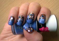 Geometric design #nailart #nails #fingernails