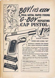VINTAGE COMIC BOOK ADS | Pellucidar Offerings: Trio Of Vintage Comic Book Ads