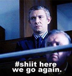 i'm a fool , a collection of John Watson/Martin Freeman...