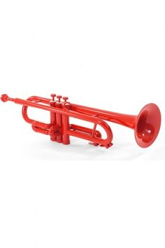 TROMBA Bb TRUMPET - RED (FREE SHIPPING OFFER)