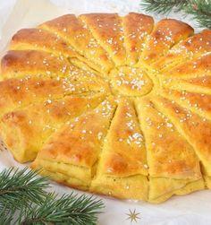 After Eight kladdkaka Christmas Sweets, Christmas Baking, Xmas, Scones, No Bake Desserts, Dessert Recipes, Pita, New Year's Food, Swedish Recipes