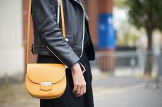 Paris Fashion Week SS17: Street Style Details