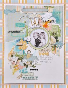 Emma Trout: New Beginnings layouts  Thank you for pinning my layout! :)