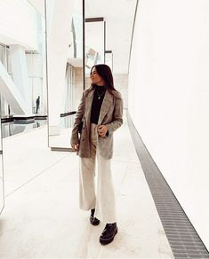 Street Style Outfits, Mode Outfits, Fashion Outfits, Winter Looks, Fall Winter Outfits, Autumn Winter Fashion, Surfergirl Style, Mode Ootd, Cute Casual Outfits