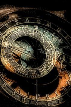 Astronomical Clock, Prague, Czech Republic. Photo: Tony Gro, via Flickr