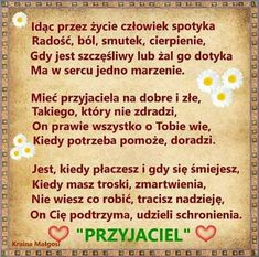 Przyjaciel Love You Poems, Poems For Him, Good Night Poems, Parents Poem, Christmas In Heaven Poem, Mom In Heaven Quotes, Romantic Love Sms, Poem About Death, Losing A Loved One