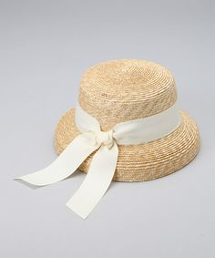 Take a look at this NaturalStraw Classic Bucket Hat by Carole Amper on #zulily today!