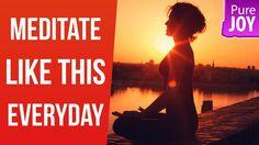 Abraham Hicks  Meditate like this everyday!