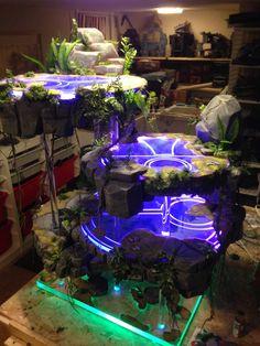 Brian Carlson Miniatures: Adepticon TT Display Progress #3