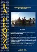 La Peonza - Revista de Educación Física para la paz | Revistas de Educación Física, Ciencias del Deportes, actividad física... | Scoop.it