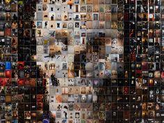 Maxim Ksuta (geb. 1971), Day by Day, Fotocollage, 2009