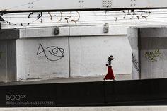 Big fish is watching you by Von_Insterburg