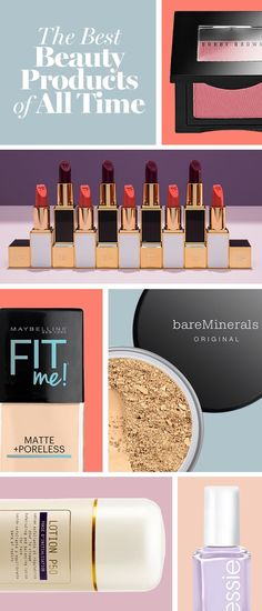 The 30 Greatest Beauty Products of All Time