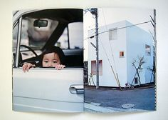 Tokyo and My Daughter. Photographs by Takashi Homma
