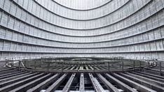 Another type of circular cooling system is seen in this abandoned cooling tower in Belgium Cooling Tower, Cooling System, Derelict Buildings, Sci Fi Films, Tours, Instagram Worthy, Photo Series, Abandoned Places, Beautiful Places