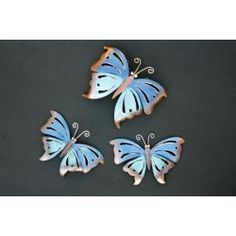Tropical Butterfly set   http://selaogardenart.co.nz/index.php?rt=product/product&path=71_78&product_id=198