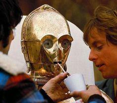Haha! C-3PO is so funny...