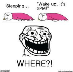 2PM kpop meme hahahahahhaha hahahahha!!! xD too funny!