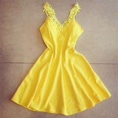 [ $26.00 ] Sexy sleeveless v-neck casual mini dress