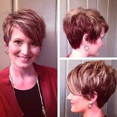 Twenty Five Photographs Of Pixie Haircuts | Hairstyles