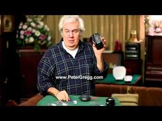 SensorSweep Cleaning Nikon D7000 by Peter Gregg.