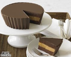 reese's cake?! yes please!!