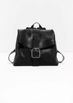 & Other Stories | Buckled Flap Backpack