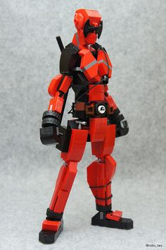 Deadpool | by nobu_tary
