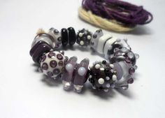 It´s hard to miss Black&White! by Sabrina on Etsy