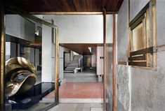 AD Classics: Olivetti Showroom / Carlo Scarpa