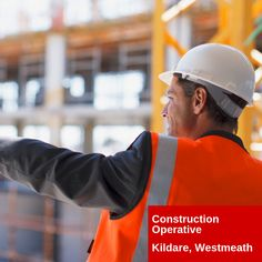 Our client is looking for 3 experienced General Operatives in the Maynooth area. This is a long-term contract.  You must have the following; Safepass and Manual Handling PPE gear  Minimum 6 months construction experience Must provide 2 previous work references Immediate start for the right candidate   Contact Bernard Westman on 0579339809 Safety Policy, Site Manager, Project Site, Progress Report, Health And Safety, Dublin, Engineering, Construction, It Is Finished