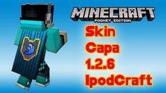 DOWNLOAD MINECRAFT PE SEM O BUG DA SKIN E SEM LICENÇA - Skins para minecraft pe con capa