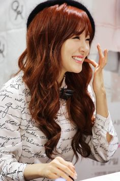 .Korean | Tiffany | SNSD.
