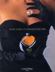 Lancôme 'Magie Noir', 1989