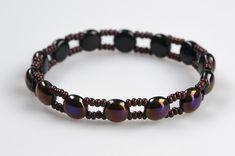 Bracelet made from Preciosa Candy Beads