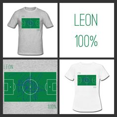Leon 100% shirt, from £12