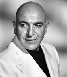 Telly Savalas 1922-1994 (Age 72) Died From Prostate cancer
